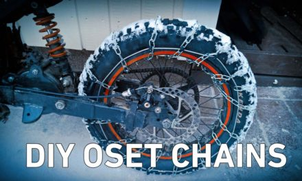 Neo Testing New DIY Oset Chains – Awesome! :)
